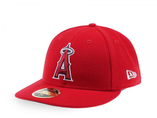 New Era Los Angeles Angels Alternate Authentic Onfield Low Profile  59Fifty Fitted Cap