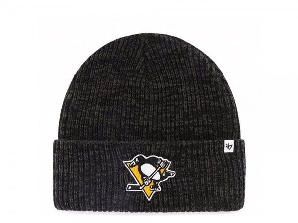 47 Brand Pittsburgh Penguins Brain Freeze Mütze