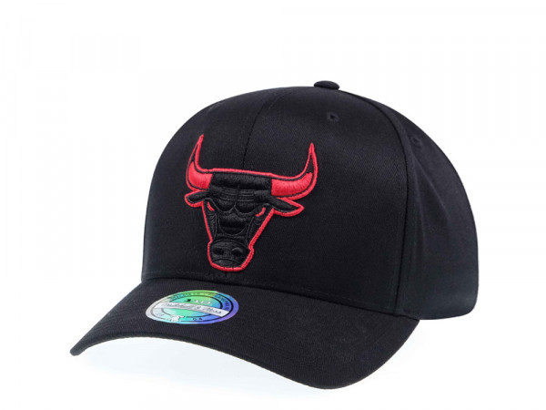 Mitchell & Ness Chicago Bulls Red Pop 110 Flex Snapback Cap