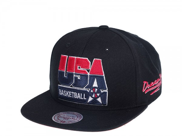 Mitchell & Ness Basketball Champs 1992 Dream Team Snapback Cap