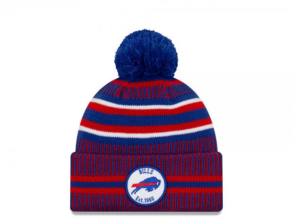 New Era Buffalo Bills Sideline 2019 Home Mütze