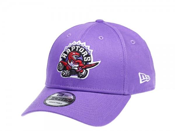 New Era Toronto Raptors Hardwood Classic 9Forty Snapback Cap