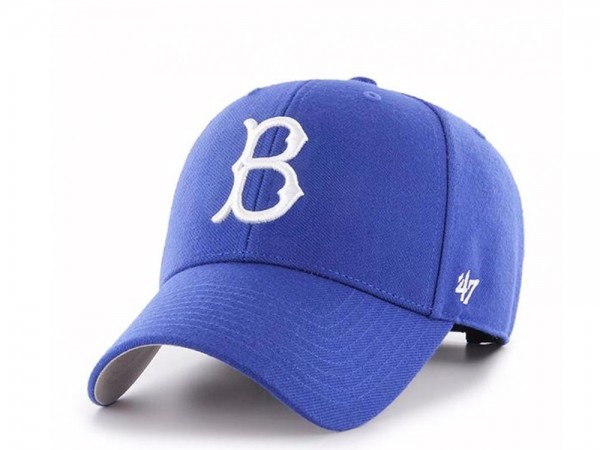 47Brand Los Angeles Dodgers Cooperstown MVP Strapback Cap