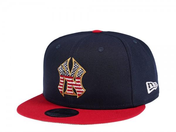 New Era New York Yankees 4th July Edition 9Fifty Snapback Cap