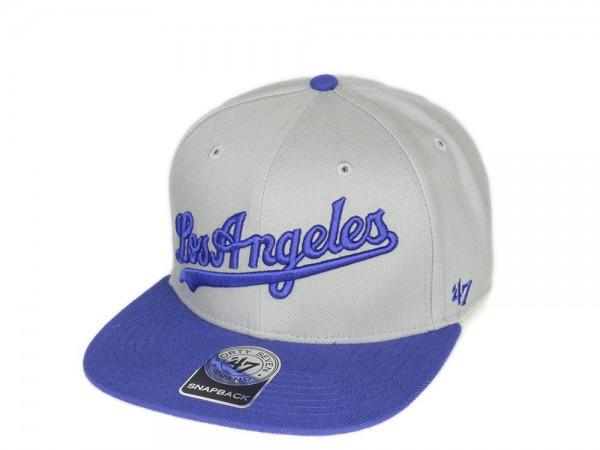 47brand Los Angeles Dodgers Edition Snapback Cap