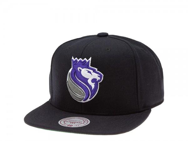 Mitchell & Ness Sacramento Kings Snapback Cap