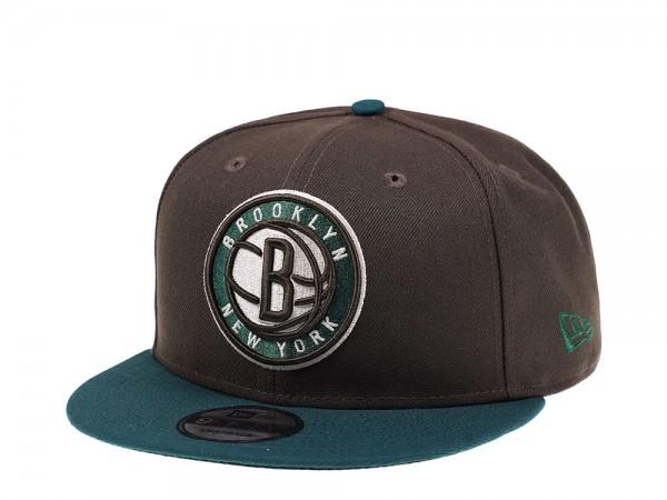 New Era Brooklyn Nets Forrest Edition 9Fifty Snapback Cap