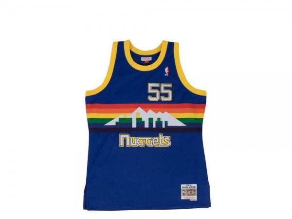 Mitchell & Ness Denver Nuggets - Dikembe Mutombo Swingman Jersey 2.0 1991-1992