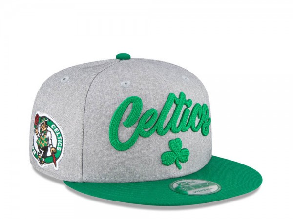 New Era Boston Celtics NBA Draft 20 9Fifty Snapback Cap