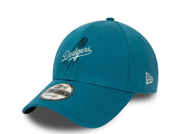New Era Los Angeles Dodgers Blue 9Forty Strapback Cap